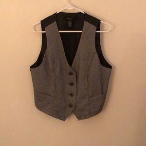 Women's Button Down Vest